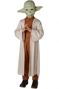 Children's Star Wars Yoda Fancy Dress Costume