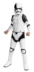 Executioner Stormtrooper Deluxe Boys Kids Fancy Dress Costume