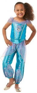Disney Princess Royal Deluxe Jasmine Fancy Dress Costume