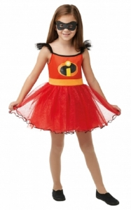 Incredibles Tutu Fancy Dress Costume