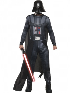 Adults Darth Vader fancy dress costume