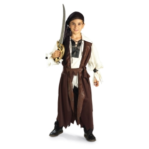 Boys Pirate Boy Costume
