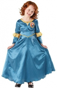 Disney's Merida Fancy Dress Costume from Brave