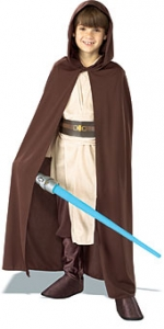 Boys Fancy Dress Star Wars jedi robe