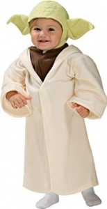 Childrens classical Star Wars Yoda costume