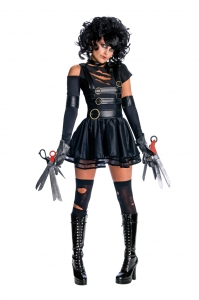 Ladies Halloween Miss Scissorhands