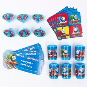 Thomas The Tank Engine Party Favours, Pack Of 24