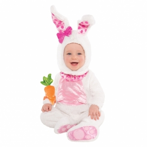 Baby Fancy Dress Costume Wittle Wabbit Rabbit costume