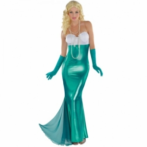 Ladies sexy mermaid costume