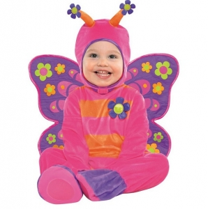 Baby Flutterby Butterfly Toddler Fancy Dress Costume