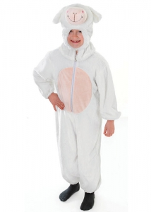 Childrens Christmas Lamb / Sheep Navity Costume