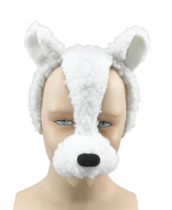 Lamb / Sheep Mask With Sound For Kids / Adults