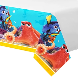 Under the Sea Theme Party Finding Dory Plastic Party Tablecover
