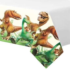 Good Dinosaur party table cover decoration