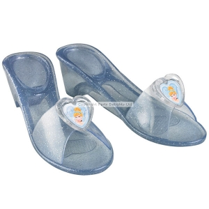 Disney Princess Cinderella Jelly Shoes One Size
