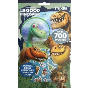 Good Dinosaur party sticker pack loot bag filler