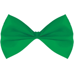 Green Irish St Patricks Day Fancy Dress bow tie