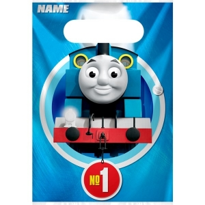 Thomas The Tank Engine party Lootbags pack of 8