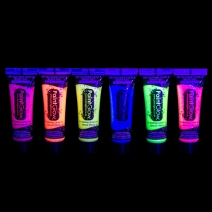 UV body glitter for festivals, gay pride or any fun occasion