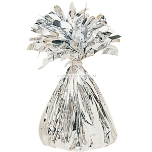 Party Celebration's Silver Foil Balloon Weight Table/ Party Decoration