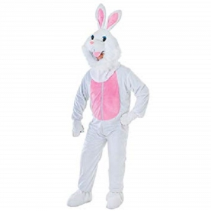 Big Head Rabbit Costume