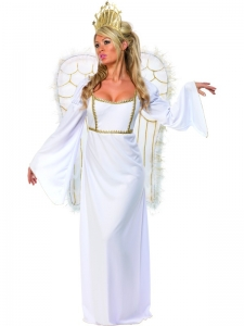 Adult Christmas Angel Costume