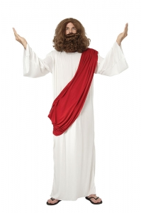 Adults Jesus Fancy Dress Costume