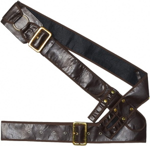 Deluxe Cowboy Belt and Holster