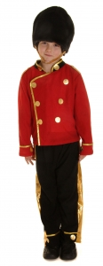 Boys Buzby Guard Costume