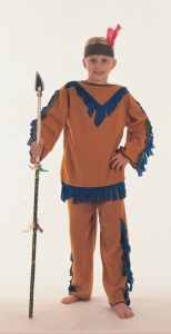 Boys Indian Costume '3 Piece'
