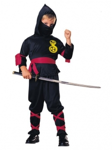 Boys Japanese Ninja Costume