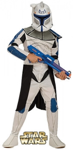 Boys Star Wars Rex Costume