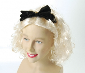 Blonde 1980's Material Girl Wig