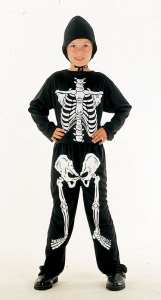 Child Halloween Skeleton Costume