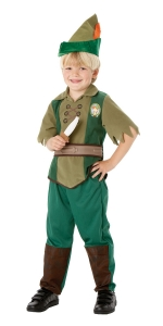 Disney Peter Pan Childrens Costume