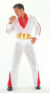Elvis Rock Star Costume