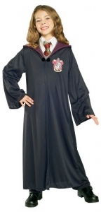 Girls Harry Potter Gryffindor School Robe