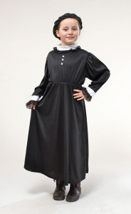 Girls Queen Victoria Costume