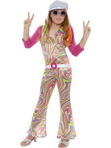 Groovy Glam Girl Costume