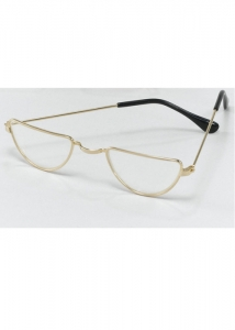 Half Moon Granny Glasses