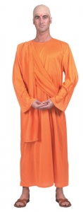 Hare Krishna Costume 'Orange'