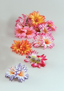 Hawaiian Flower Hairclip