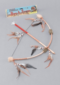 Indian Bow & Arrow