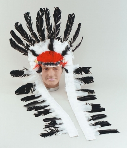 Indian Feather Head Dress