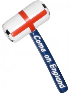 Inflatable England St George Hammer
