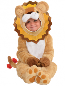 Baby Fancy Dress Costume Loveable Lion costume
