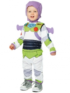 Baby / Toddler Boys / Girls Little Buzz Toy Story Fancy Dress Costume