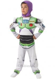 Children's Toy Story Buzz Classic Costume