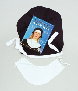 Nun Kit Headpiece and Collar