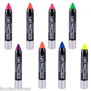 UV paint sticks for festivals, gay pride or any fun occasion